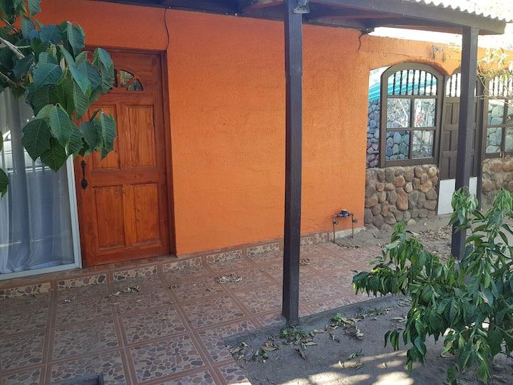 Casa en Paihuano