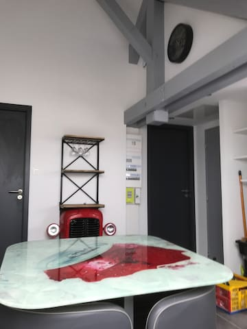 bel appartement neuf à Grandvillars