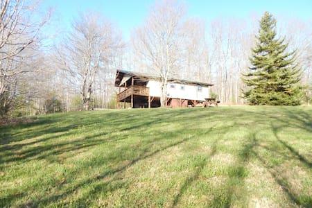 Cabin off the Blue Ridge Parkway - Floyd - Haus