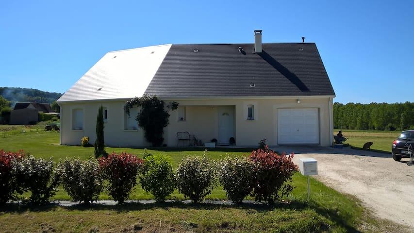 Maison de famille à la campagne - Chédigny