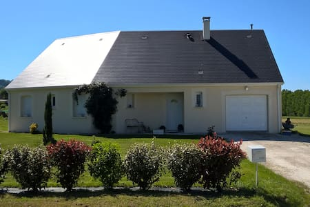 Maison de famille à la campagne - Chédigny - House