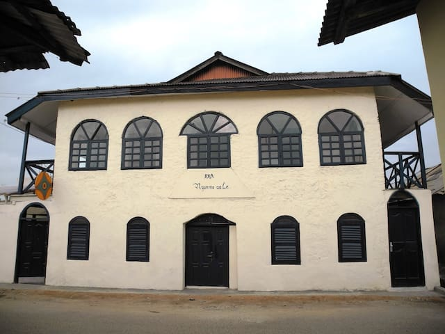 Kinkawe House