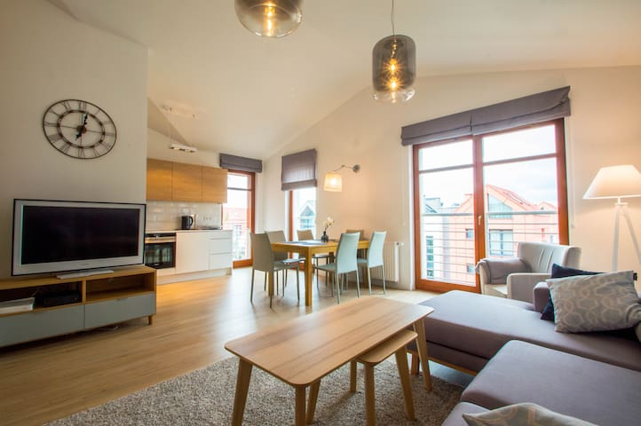 Apartment - few steps from the beach and the park!