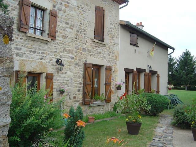 Maison de campagne - Ravel - Rumah