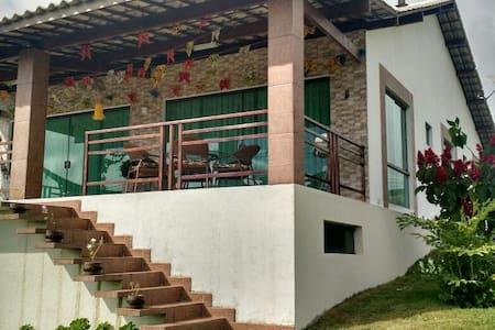 Aluga-se casa em condomínio Gravatá/Sairé - Sairé - House