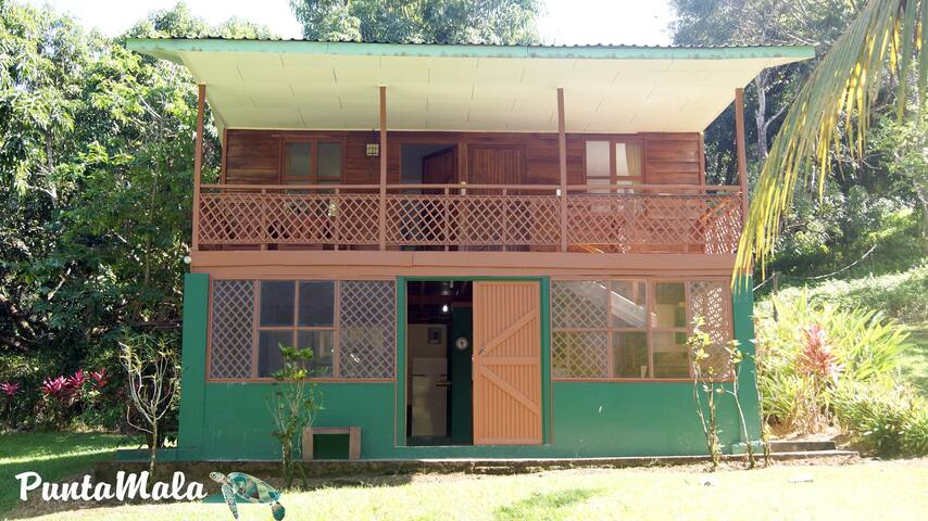 Casa Teca Bungalow-Punta Mala Lodge - Esterillos Oeste - Leilighet