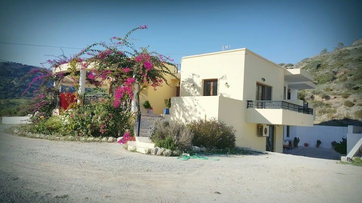 Beautiful Villa into the paradise of kos