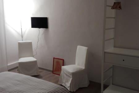le stanze di Benedetta