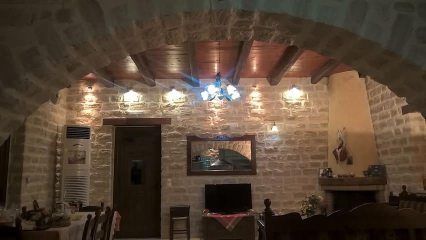 αγρόκτημα Γιακουμακη - Selli - Řadový dům