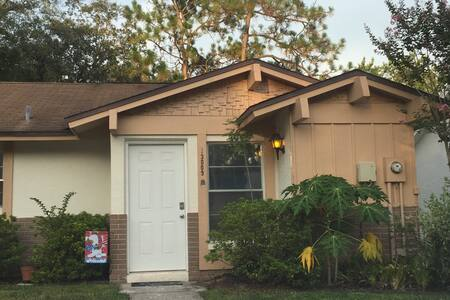 Cozy Townhouse central to all Tampa has to offer - Tampa - Reihenhaus
