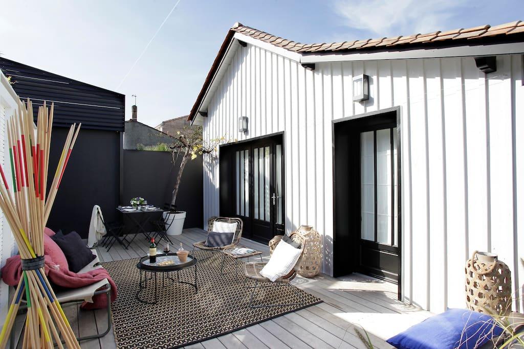 L 39 oscot maisons louer bordeaux aquitaine france for Maison louer bordeaux