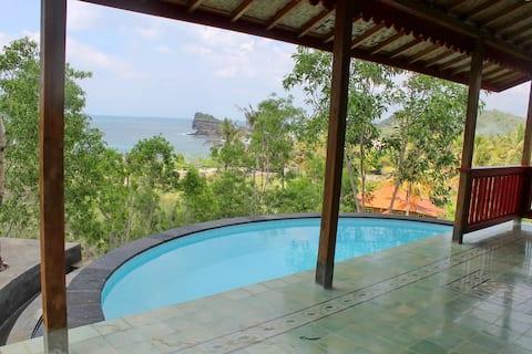 Limasan Kolam at Desa Limasan Retreat