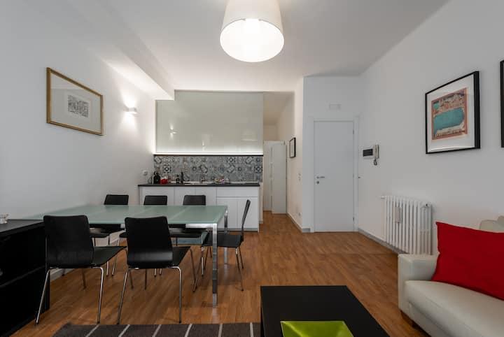 BookLovers Abbrescia10 Intero appartamento