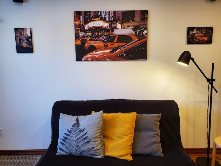 Comfortable & pleasant apartment