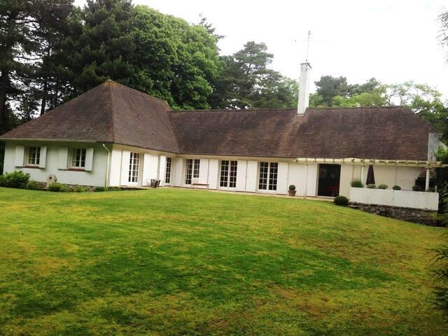 Villa au cœur  du Touquet