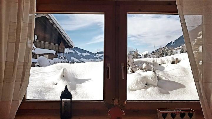 Gemütliche Ferienwohnung mit Garten in Alpbach
