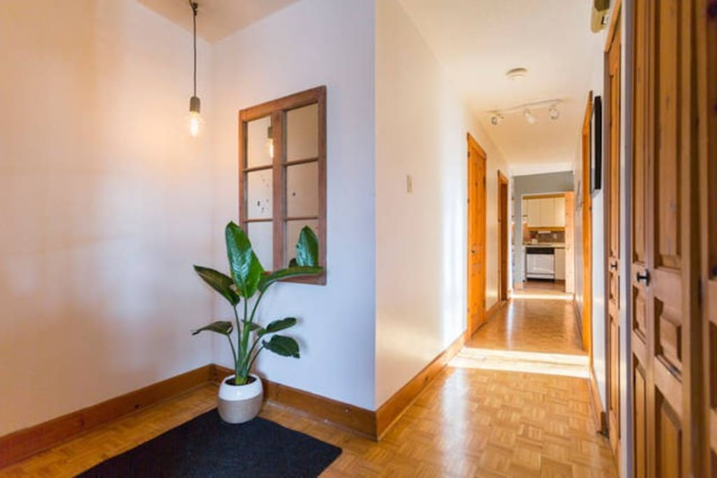 The Vestibule / Hallway