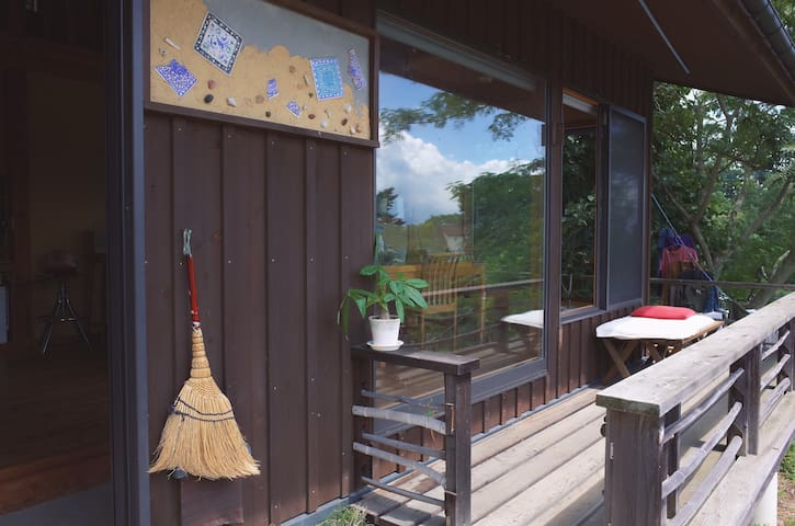 """8DORI HOUSE"" where you can make a bonfire - 北杜市 - Maison"