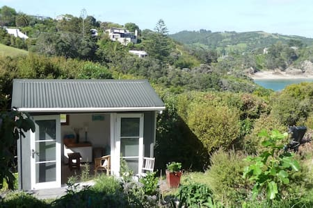 Little cabin on the headland - Auckland - Chatka
