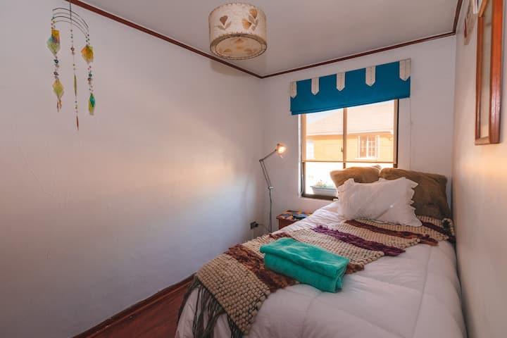 Habitacion linda en Ñuñoa