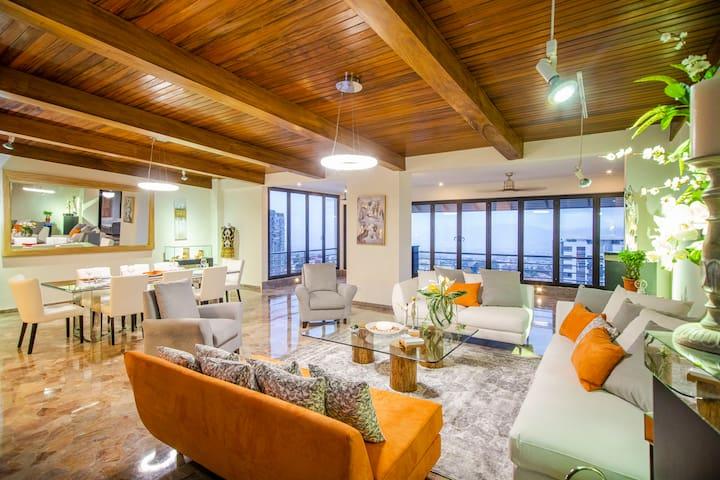 Full Luxury Penthouse