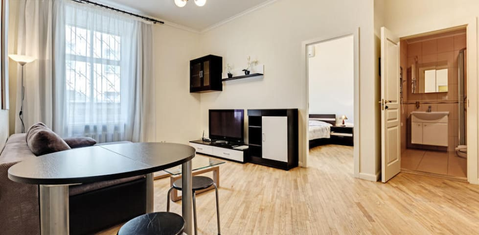 Nice place for travellers - Riga - Apartmen