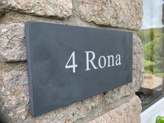 """Rona"" @ Knock View apartments ,Sleat ,Skye"