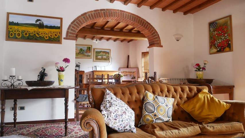 Villa Bella Toscana, private luxury in Chianti