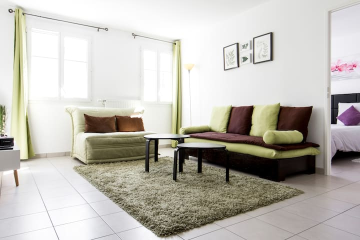 New Flat at 10 min from Disneyland - Serris - Pis