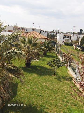 Wonderful Seaside Villa 5 bedroom - Chalkidiki - Dům