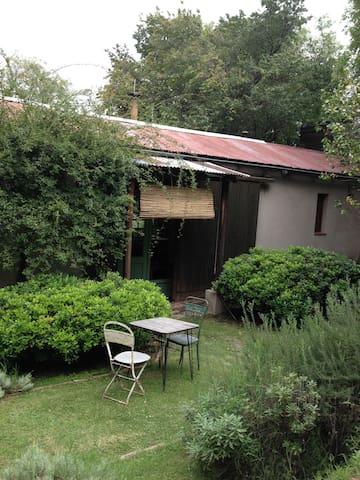 El Galpón  casa rústica en LaCumbre - La Cumbre - Дом