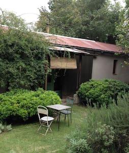 El Galpón  casa rústica en LaCumbre - La Cumbre - Haus