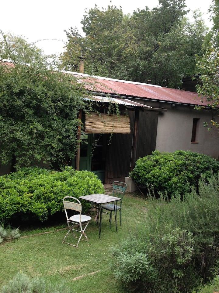 El Galpón  casa rústica en LaCumbre