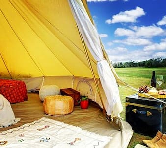 Glamping on the Eyre Peninsula - Port Lincoln - 圆锥形帐篷