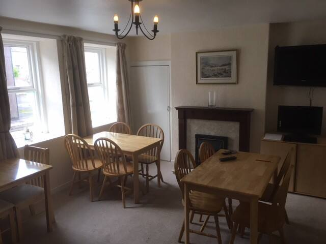 The Haven Rm6, Montrose, (Serviced Accommodation)