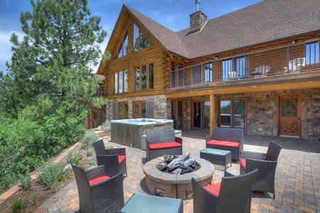 Deer Valley Overlook Luxury Home - Durango
