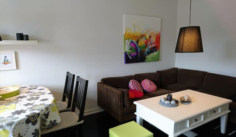 Dejligt og hyggeligt hjem i Odense - Odense - Apartament