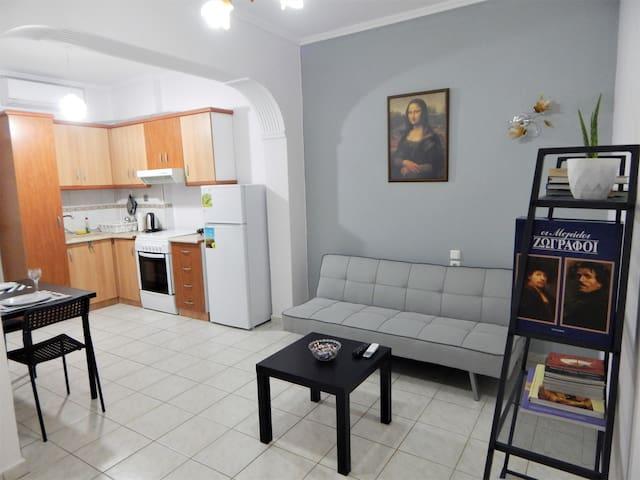 Comfortable Accommodation inThessaloniki