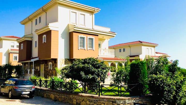 Alanya incekum Ottoman villaları