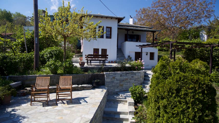 Sea-Mountain Villa - Mouresi - Holiday home