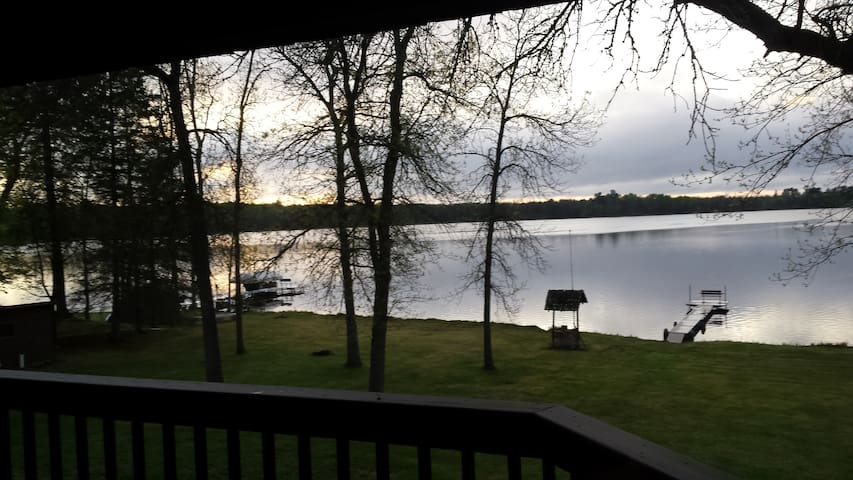 Spacious Lakehome in Northern MN - Deer River - Maison
