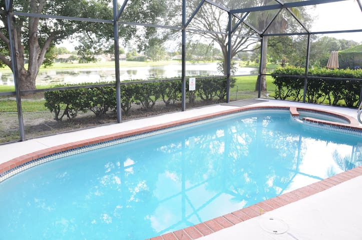 (DV) Lake House with Pool. Great Location.  Clean