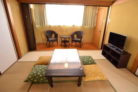 #34 일본식방! 겨울 오픈 세일!! - Chūō-ku, Ōsaka-shi