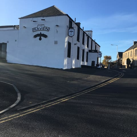 Small independent hotel with bar. - Kirkcaldy