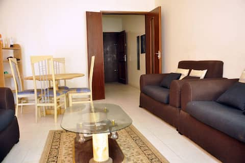 4-room  charming and comfortable apartment