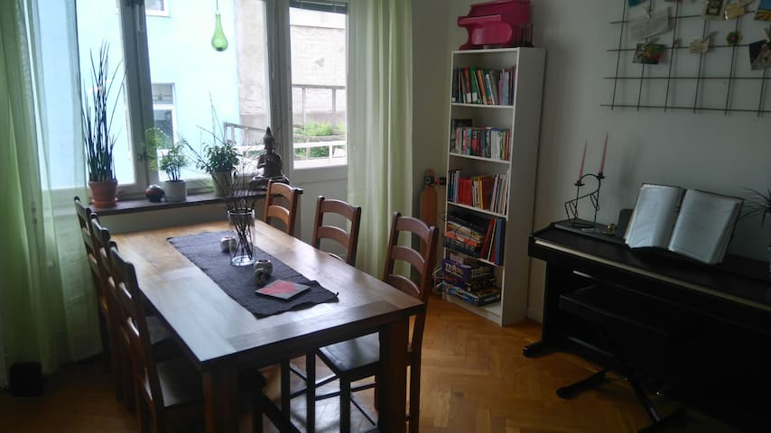 Nice apartment in the heart of Ystad - Ystad - Apartmen