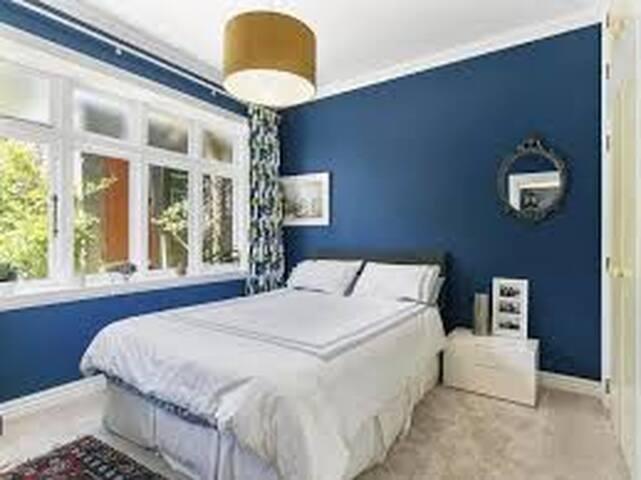 The blue room - bdr 1