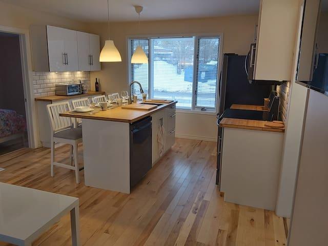 Westmount guest house - hospital area