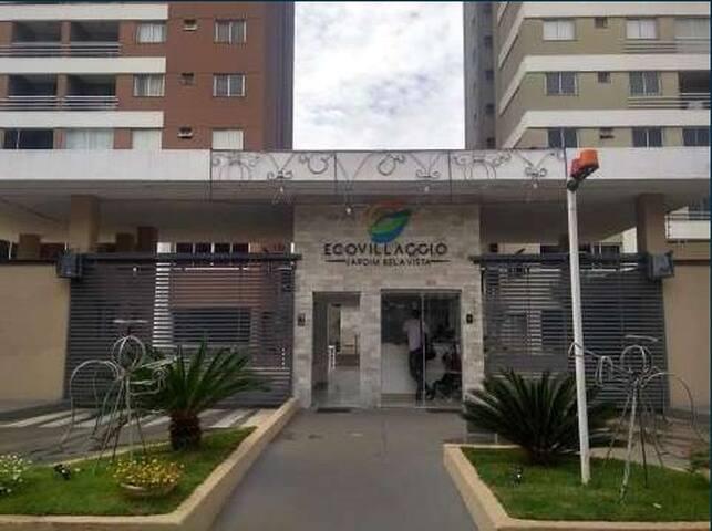 Sua casa longe de casa. Residencial Ecovillagio.