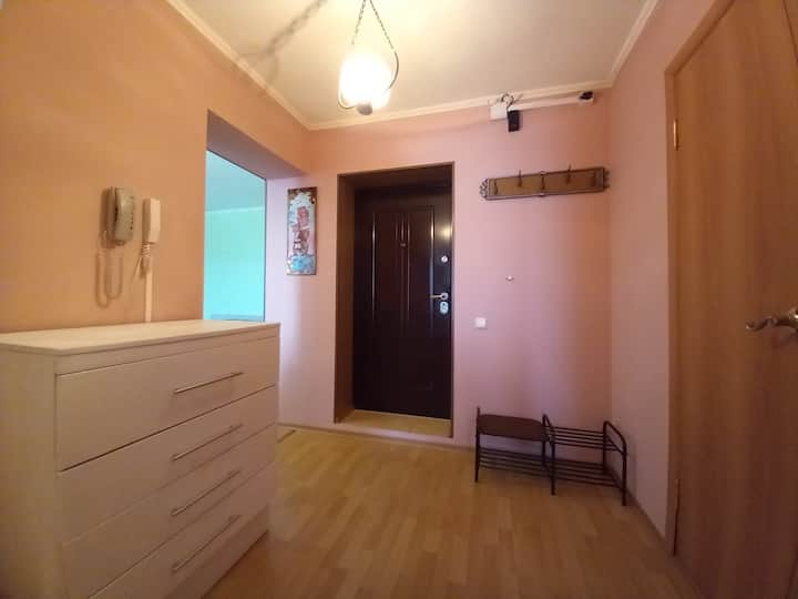Уютная, просторная квартира на Московской 116